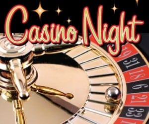Save the Date – Casino Night March 15