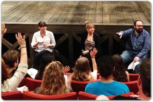 Front and Center Theater Collaborative – Online!