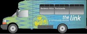 Get Linked! Baldwin Hills Parklands Shuttle