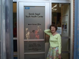Sandy Segal Youth Health Center Gets Applause from Community