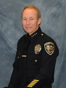 CCPD Police Chief Stepping Down