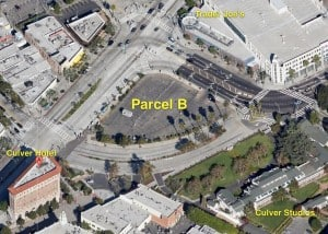 Parcel B Moves Forward (Slowly, Slowly)