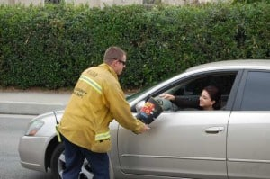 Fill the Boot – CCFD Raising Funds for MDA