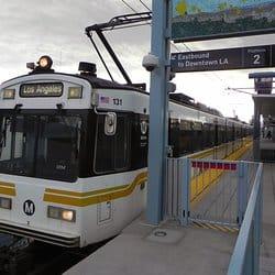 Collision Delays Metro into Culver City