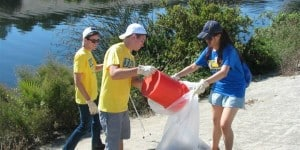 Ballona Creek Clean Up – June 21