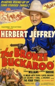 MCLM Presents Black Talkies – The Bronze Buckaroo