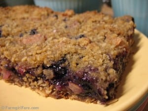 Farmgirl+Fare+-+Apple+Blueberry+Crumble+Bars