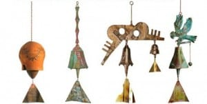Wind Chimes for Change