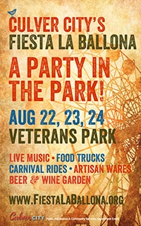 Fiesta La Ballona Aug 22-24