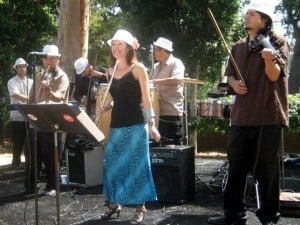 Summer Music Series – Kátia Moraes & Orquesta Charangoa  Aug. 7