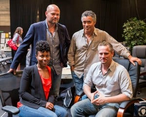 "KDT to Present ""Race"" by Mamet"