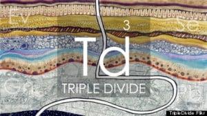 Triple Divide – Fracking Documentary @ Vets Aug. 25