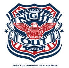 CCPD to Sponsor National Night Out – August 5
