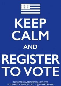 National Voter Registration Day – Sept. 23