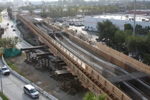 Expo Line to SM is Almost There