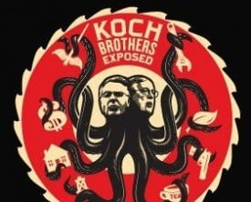 Dem Club to Screen 'Koch Brothers Exposed' Oct. 8
