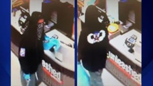 Police Seeking Suspect in Petco Robbery