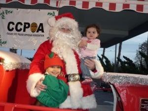 CCPOA Seeking Support for Santa's Sleigh