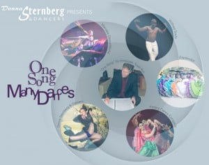 One Song, Many Dances – Nov. 7 & 8