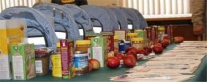 'Backpacks' Program Food Drive @ Pavilions Dec. 13 & 14
