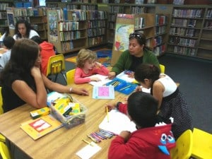 La Ballona To Launch Reading Club – Claudia Benitez