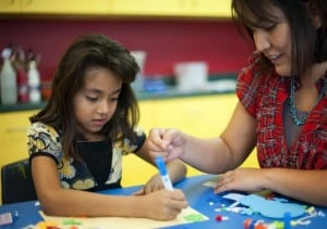 La Ballona Creates Mentoring Program with Big Brothers/Big Sisters