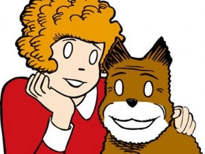 It's ANNIE!! This Weekend Only at the Robert Frost!