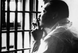 MLK Day – Letter From a Birmingham Jail