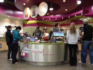 CC Foodie – Free Frozen Yogurt @ Menchie's Feb. 6