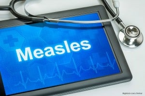 Tablet-Measles