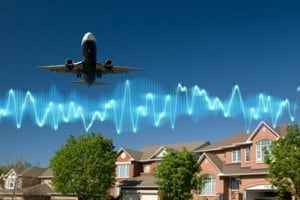 airplane-noise-over-home