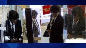 Attempted Bank Robbery Suspect at Large