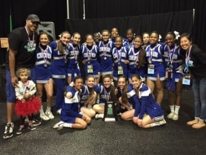 Cheer for CCHS Cheer – Big Win @ National