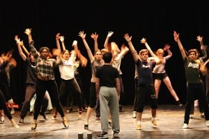 """""""Chorus Line"""" to Open March 6 @ CCHS"""