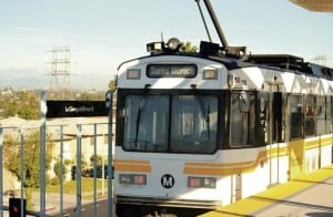 Culver City to Santa Monica Expo Line is 85% Complete