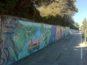 'Rivers of the World' Needs Volunteers for Mural Restoration