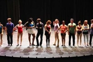 Final Weekend for 'A Chorus Line' – March 13 & 14