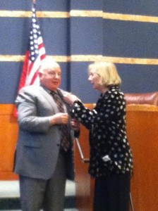 Mayor Mehaul Moves to the Chair, Weissman Named as Vice