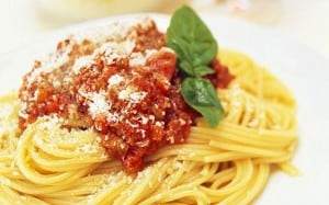 "Celebrate Earth Week with ""No Waste"" Spaghetti Dinner"