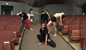 "AVPA  Danger Zone Dancers ""pushing the envelope"" April 16, 17 & 18"