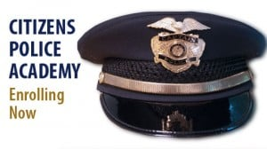 CCPD Opens Enrollment for Citizen's Police Academy