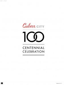 City Approves Centennial Logo