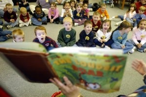 Culver City Storytime Continues @  Vets April 22