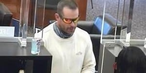 CCPD Searching for Bank Robber