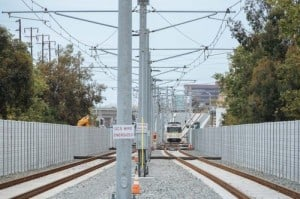 Expo Line Almost Ready to Roll – 7 New Stops Past Culver City Station