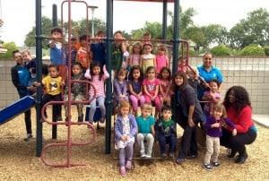 Culver-Palms YMCA Repaves Parking and Primps Preschool