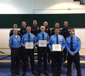 CCPD Welcomes New Explorers