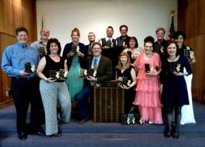 Kentwood Players Celebrate Marcom Masque Awards