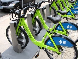 Bike-share Approval Expected by Metro