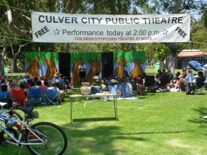 Free Theater! Save the Date for Culver City Public Theater